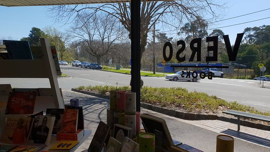 Healesville, Australia: Inside Out at Verso