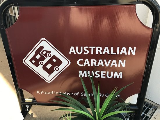 Bundaberg, Australia: Australian Caravan Museum