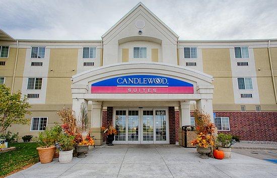 Candlewood Suites Fargo: Exterior
