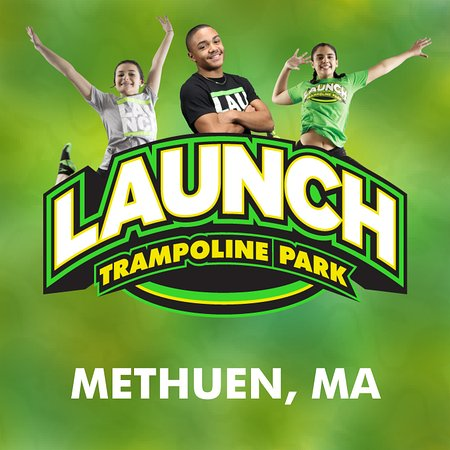Launch Trampoline Park Methuen