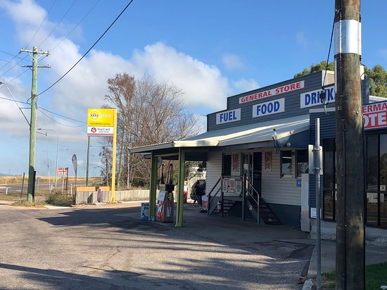 Home Hill, Australia: Great STOP, cheap fuel, great breakfast friendly service, support the locals you will be glad yo