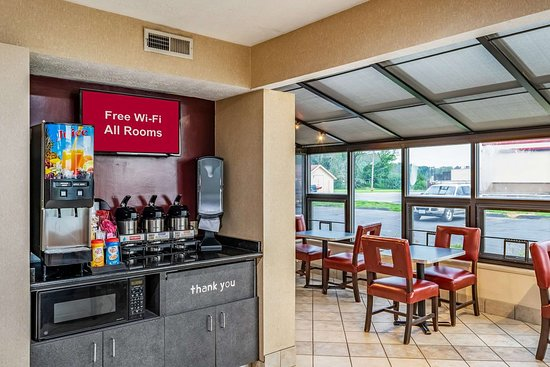 Red Roof Inn Columbus-Taylorsville