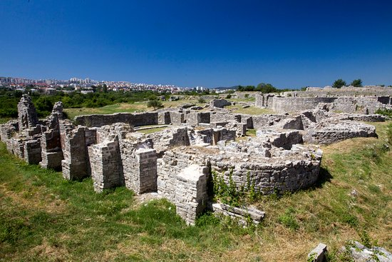 Ruins of the Solin Amphitheatre