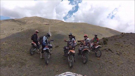 Moto Aconcagua Mendoza Travesias