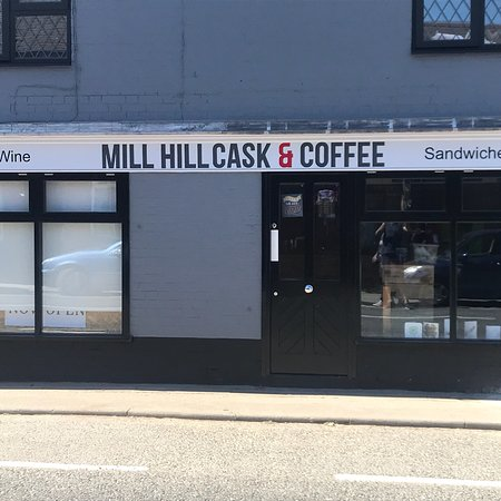 Mill Hill Cask & Coffee