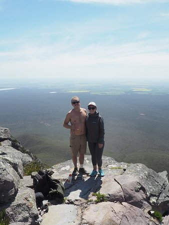 Stirling Range National Park, Australia: Mt Toolbrunup