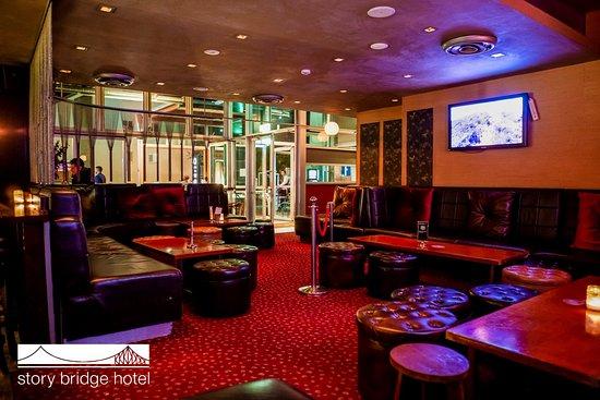 Chill Lounge Picture Of Story Bridge Hotel Brisbane Tripadvisor