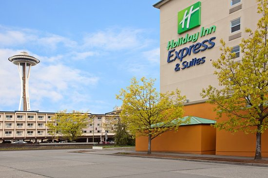 Holiday Inn Express Seattle City Center Hotel