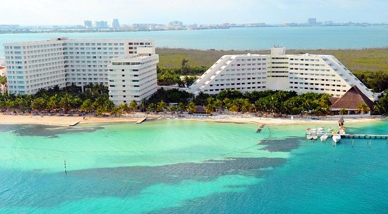 First Time In Cancun And Grand Oasis Palm Review Of Mexico Tripadvisor