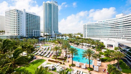 Fontainebleau Miami Beach Updated 2018 Prices Resort Reviews Fl Tripadvisor