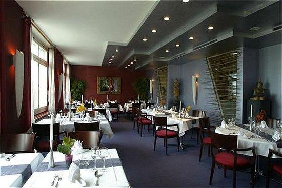Wilen, Suiza: Restaurant