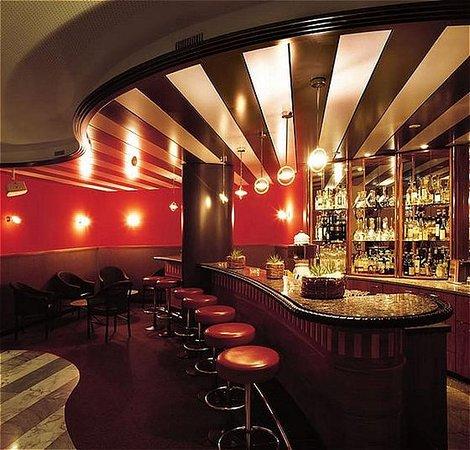 Wilen, Suiza: Bar/Lounge