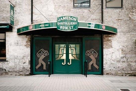 Jameson Distillery Bow St. Experience