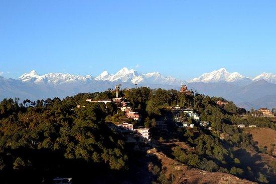 Nagarkot Guided Day Trek från Katmandu