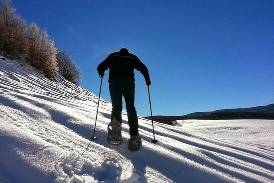 Descubra Abruzzo por Ski ou Snow Shoes