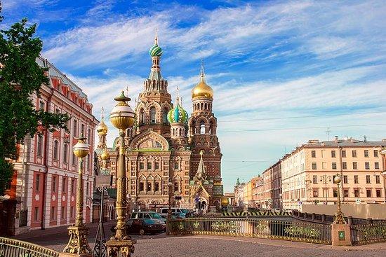 City Tour em São Petersburgo em um dia