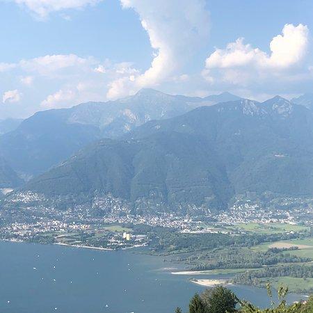 Da Laveno Al Confine Con La Svizzera