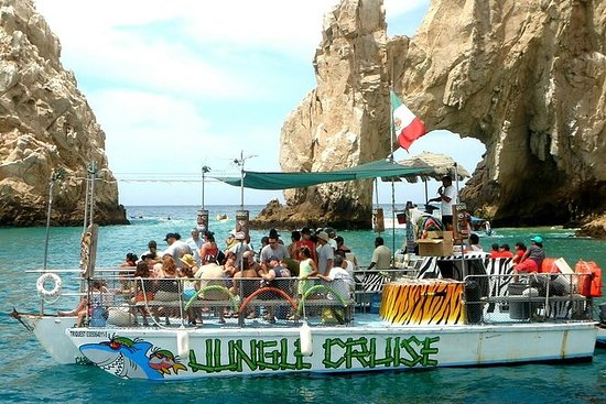 Los Cabos Sunset Booze Cruise