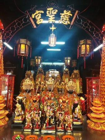 Cihsheng Temple: 風景