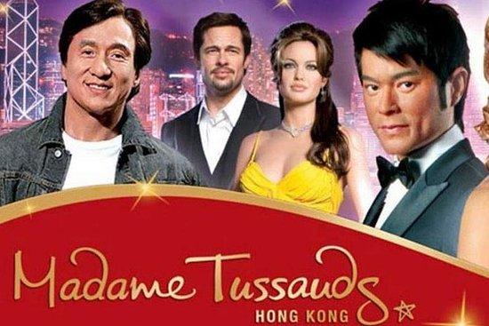 Madame Tussauds Hong Kong 1-Day
