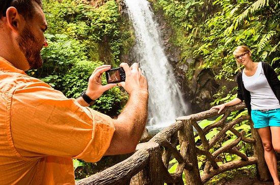 La Paz Waterfall Gardens Walking Tour...