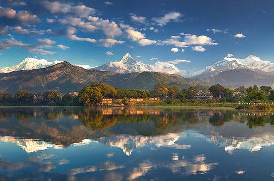Visite privée de Pokhara incluant...