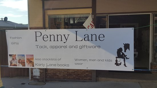 Penny Lane Giftware Tack and Apparel