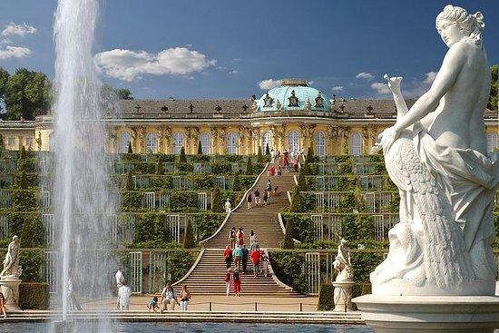 Halvdag Potsdam sightseeingtur...