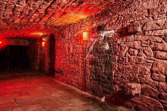 Beroemde Underground Ghost Tour in ...