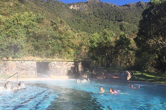 Excursion d'une journée au spa Termas...