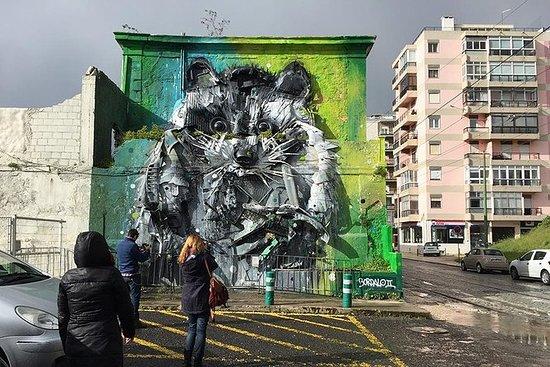 Visite privée de Street Art de...