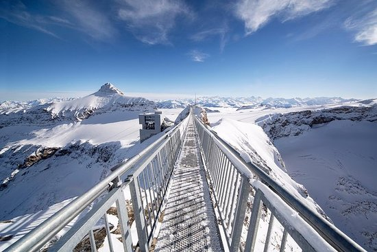 Glacier3000 et Montreux Riviera au...