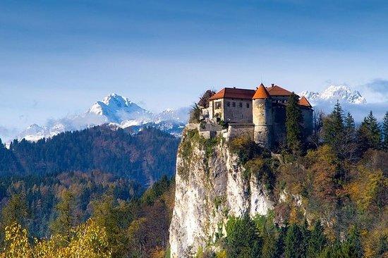 Castillo de Bled y Vintgar Gorge...