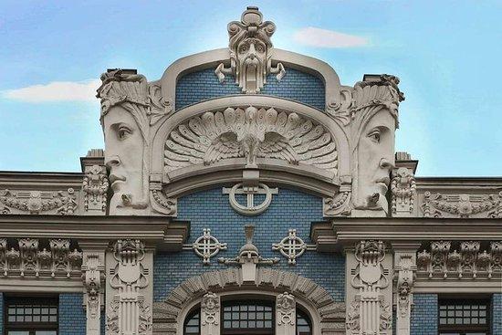 Riga Highlights Tour with Art Nouveau...