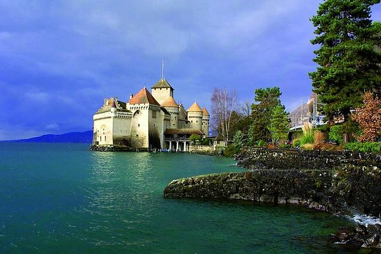 Swiss Riviera Day Trip Including Montreux and...