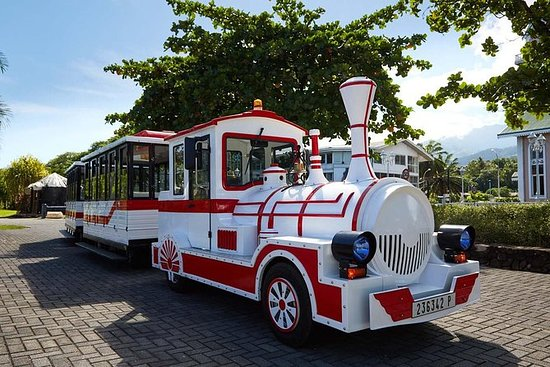 Papeete Tour por Little Train