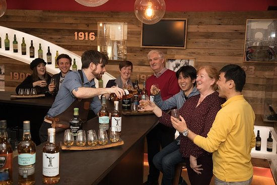 Irish Whiskey Museum: whiskey en ...