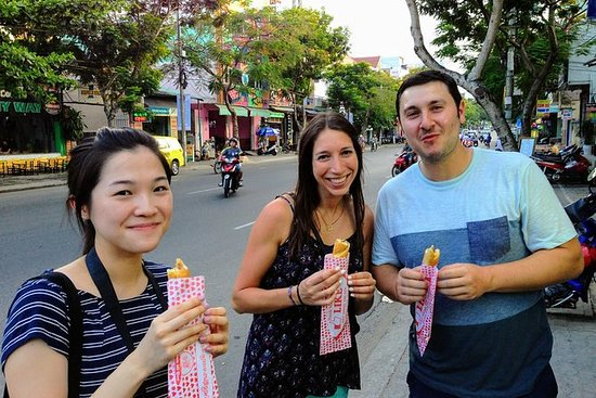 Kulinarische Tour am Abend in Da Nang