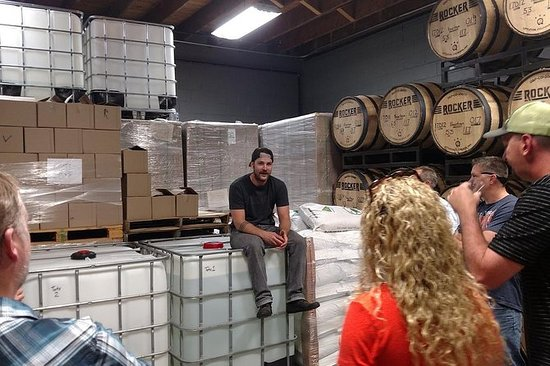 Small-Group Mile High Distillery Tour