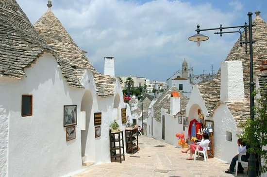 5-day Puglia, Benevento, and Matera...