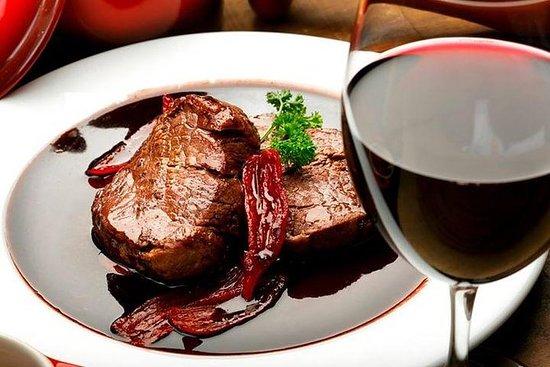 Juanico Wein Tour Mittagessen