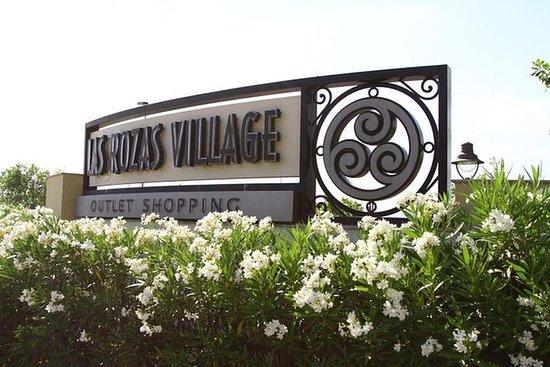 Las Rozas Village expérience shopping