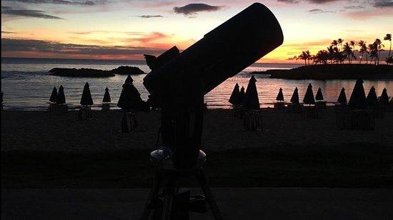 オアフ発ガイド付きハワイの星空(スターズ・アバブ・ハワイ)ツアー