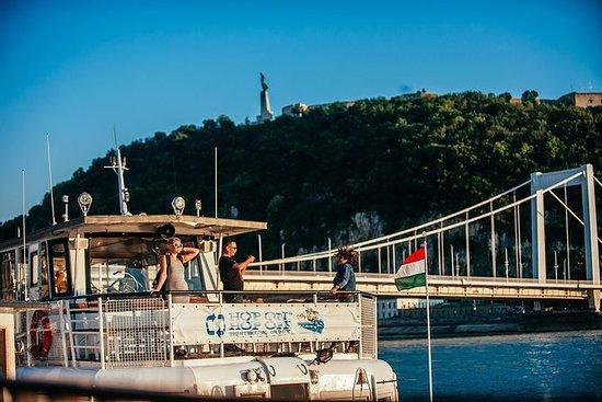 Øl og Cruise Budapest med 24 timers...