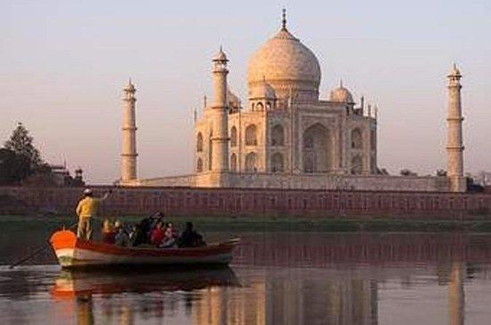 Ganztägige Agra-Tour mit einem...