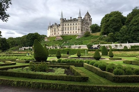 Dunrobin Castle och Pictish Trail ...