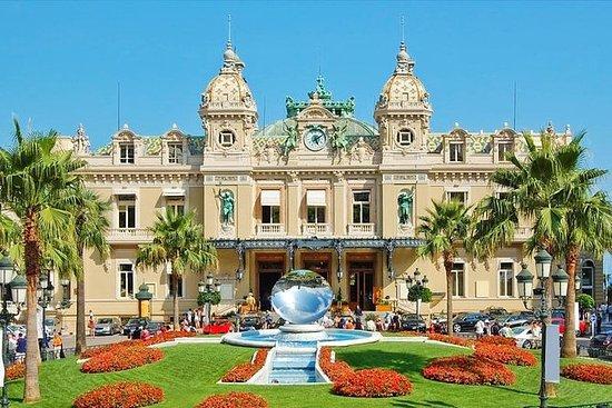 Monaco Monte-Carlo Full-Day Tour