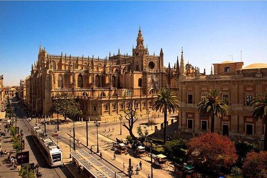 La cathédrale de Séville et le ticket...