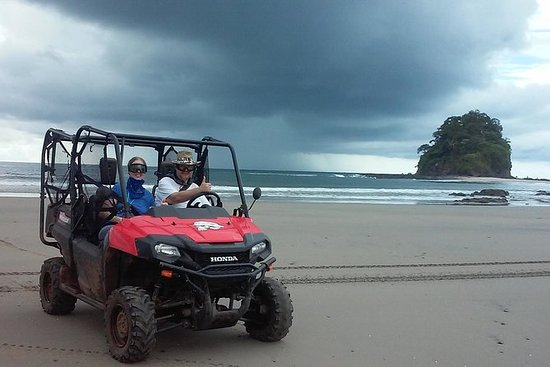 Buggy Tamarindo a Playa Conchal