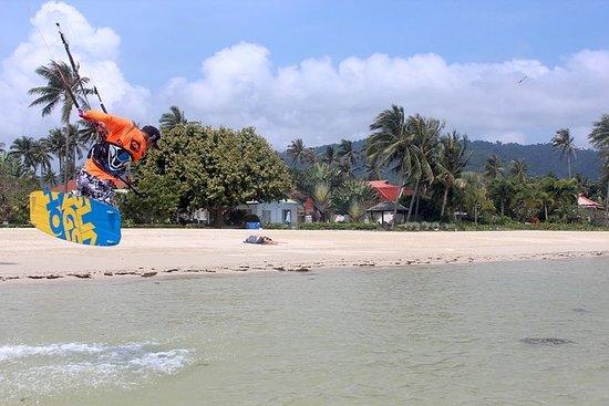 Clases de kitesurf en Koh Samui